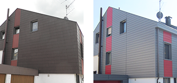 Dangel Panel System before and after example 1