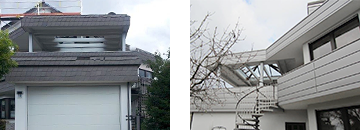 Dangel Panel System before and after example 2