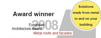 European Architecture Award 2008